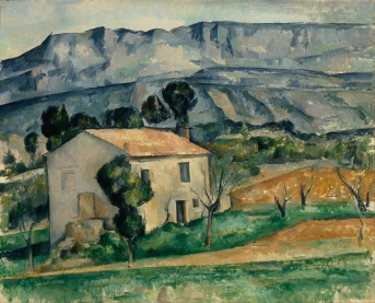 Paul Cézanne's House in Provence