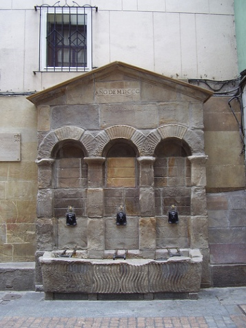 Fountain of the Dogs